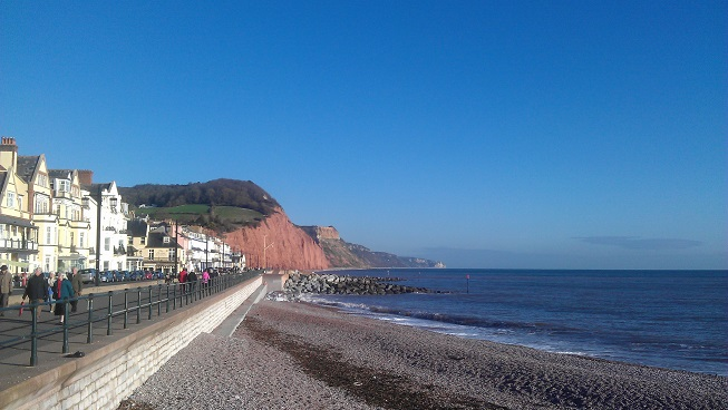 Sidmouth view